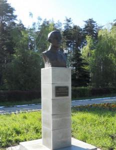 Bust Barishev