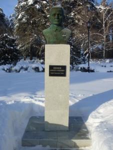 Bust Yashneva